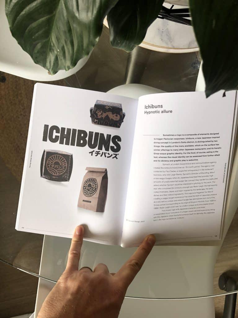 Logo Design Idea Book - IchiBuns