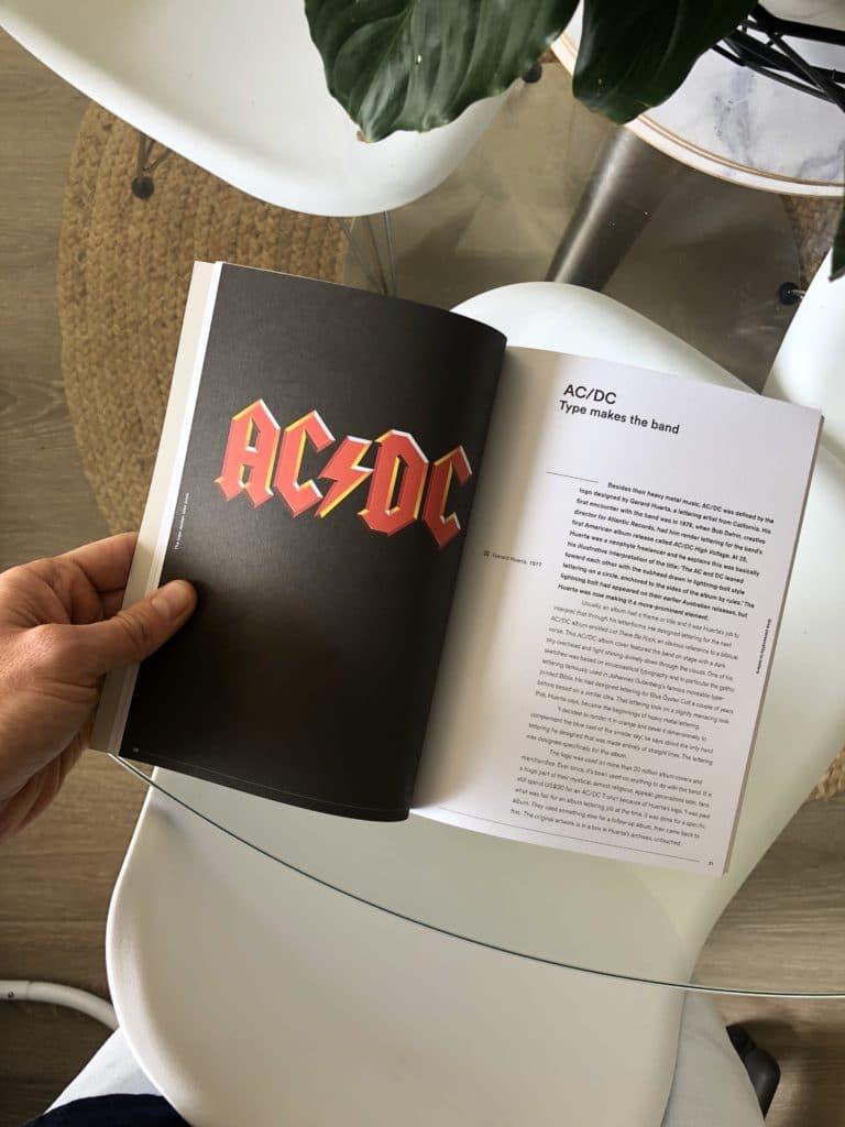 Logo Design Idea Book - ACDC Logo