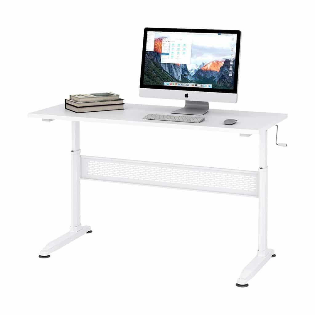 """Devaise Crank Desk 55"""""""