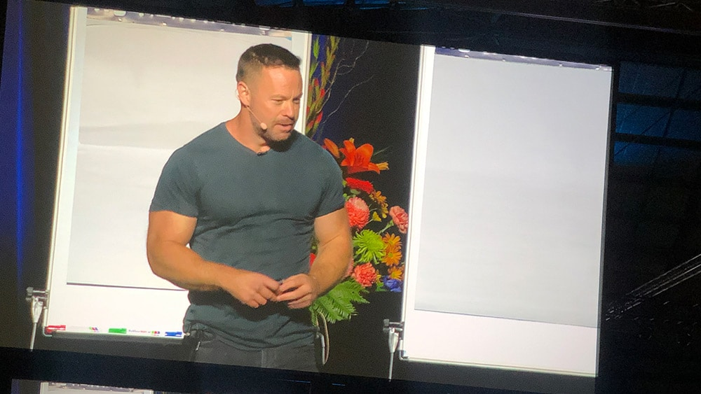 National Achievers Conference Sydney 2019 - Kerwin Rae