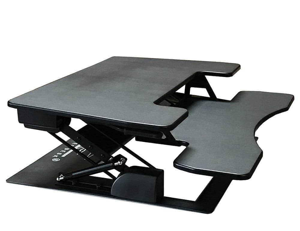 "FancierStudio Riser 38"" desk converter"