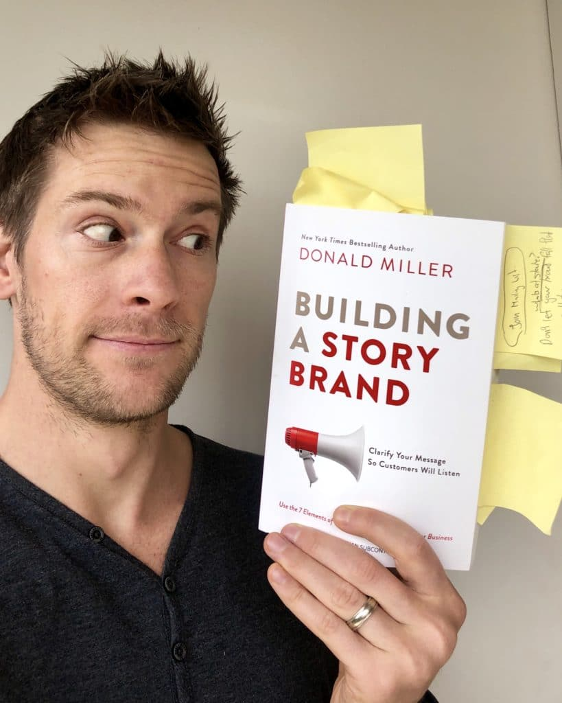 Building a Story Brand Book Review