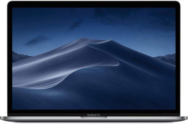 Apple MacBook Pro (15-inch, 2019) Fast laptop