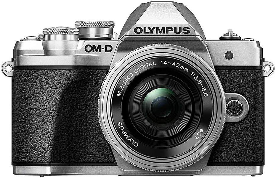 Olympus OM-D E-M10 Mk III - Best beginners' camera for travel