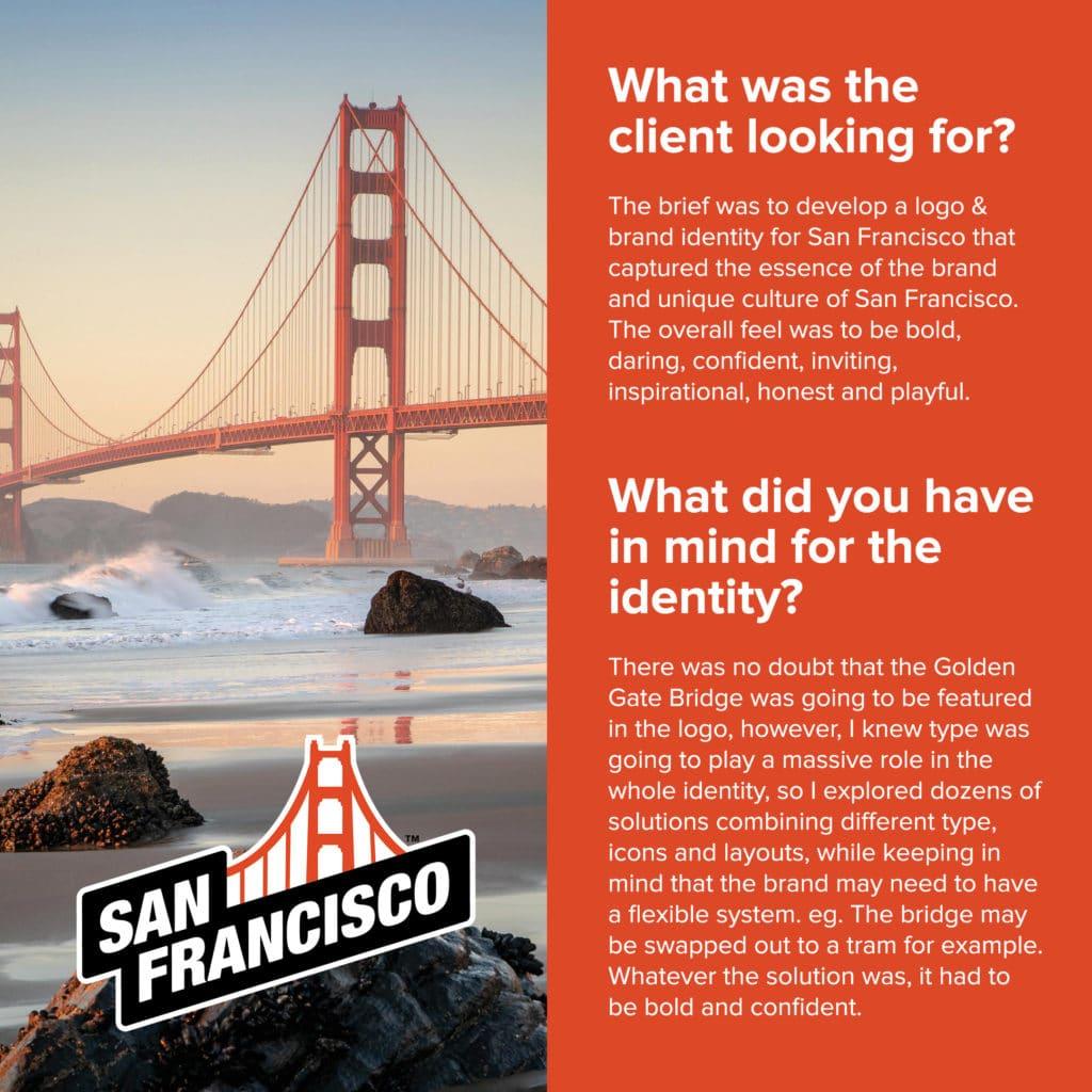 San Francisco Logo Interview