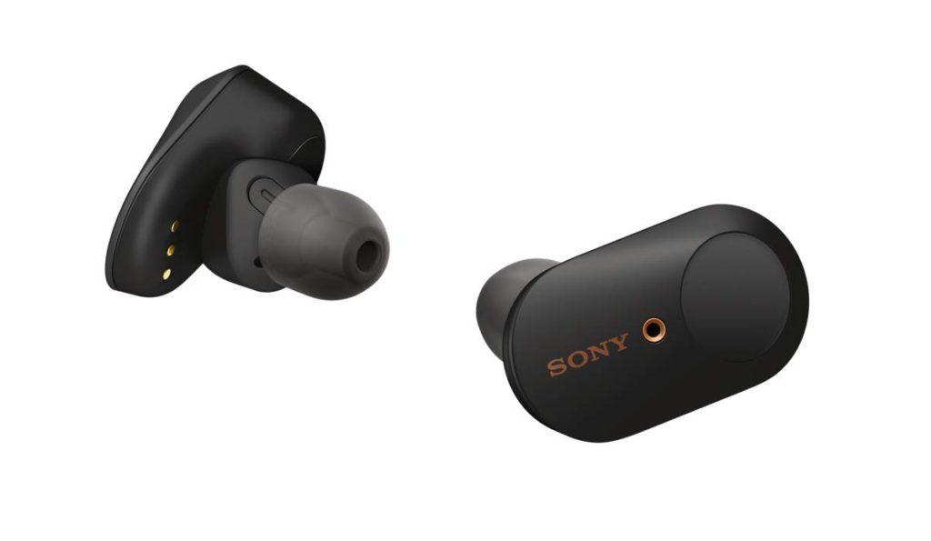 Sony WF-1000XM3 True Wireless Earbuds