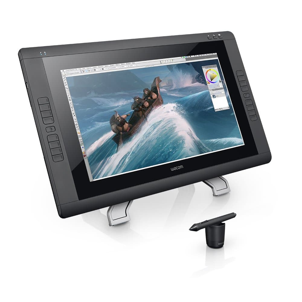 Wacom Cintiq 22HD touch pen display