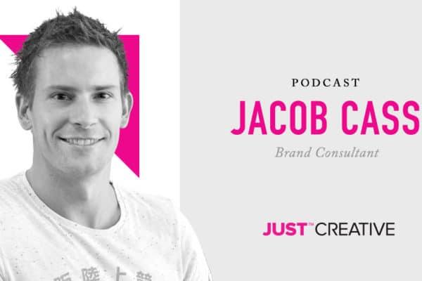 Jacob Cass Branding Podcast Design Domination