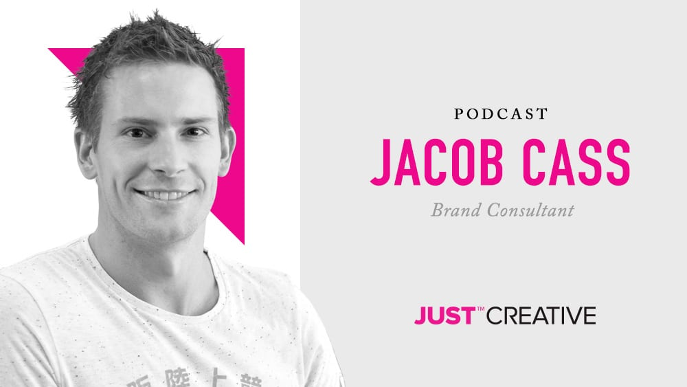 Jacob Cass Branding Podcast Design Domination