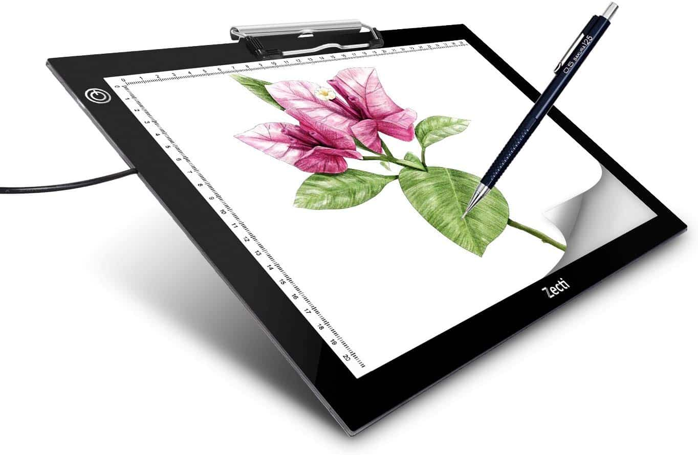 Best Lightboxes For Designers Artists Illustrators In 2020 Just Creative