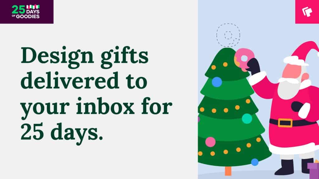 25 days of gifts