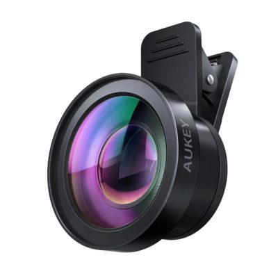 Black 3-in-1 Special Effects Mobile Phone Lens Magnifying Glass Creative Smart Phone Lens Transform Device Professional Quality Camera