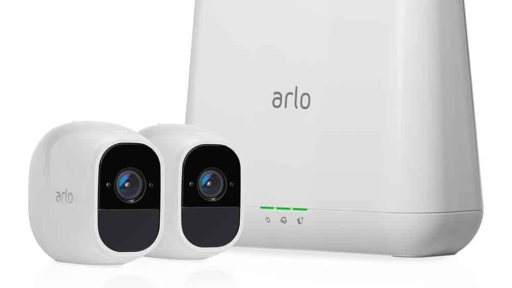 Netgear Arlo Pro 2