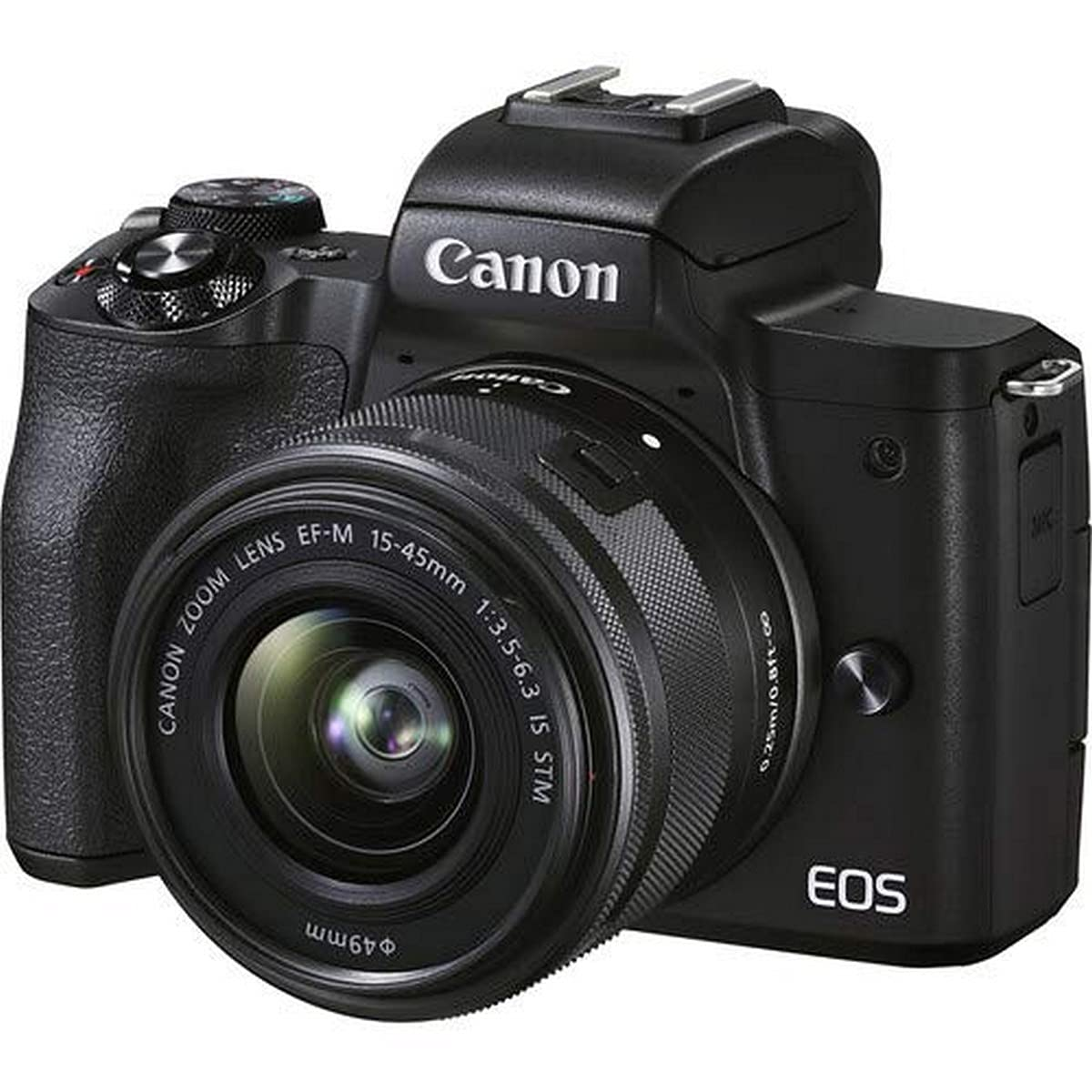 Canon EOS M50 / Mark II - Best vlogging camera for beginners