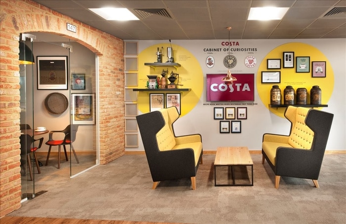 Costa Coffee Office