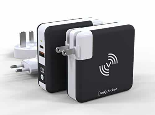 Fuse Chicken Universal All-in-One World Travel Charger