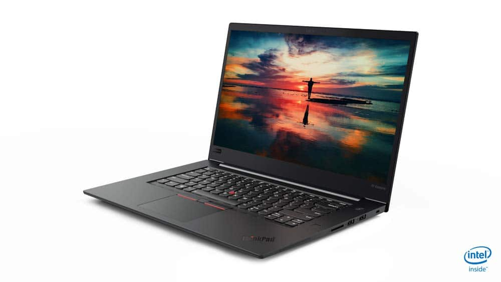 Lenovo ThinkPad X1 Extreme mobile workstation