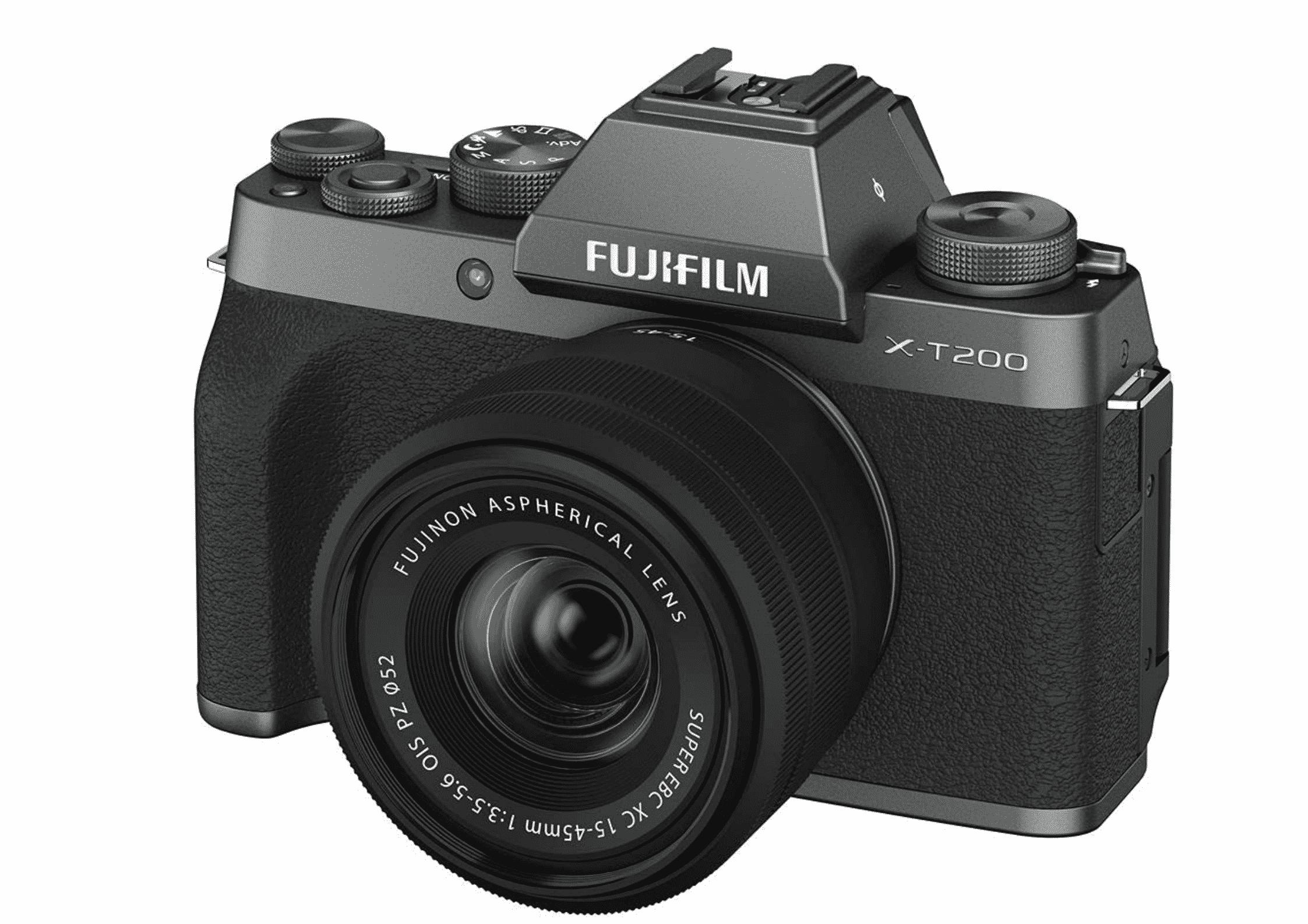 Fujifilm XT-200 - Best mirrorless camera for beginners