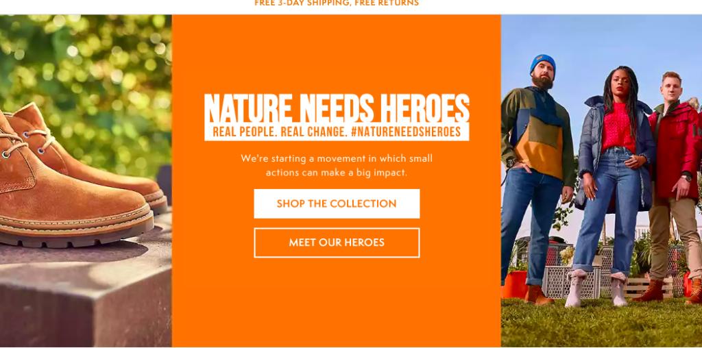 Nature Needs Heroes