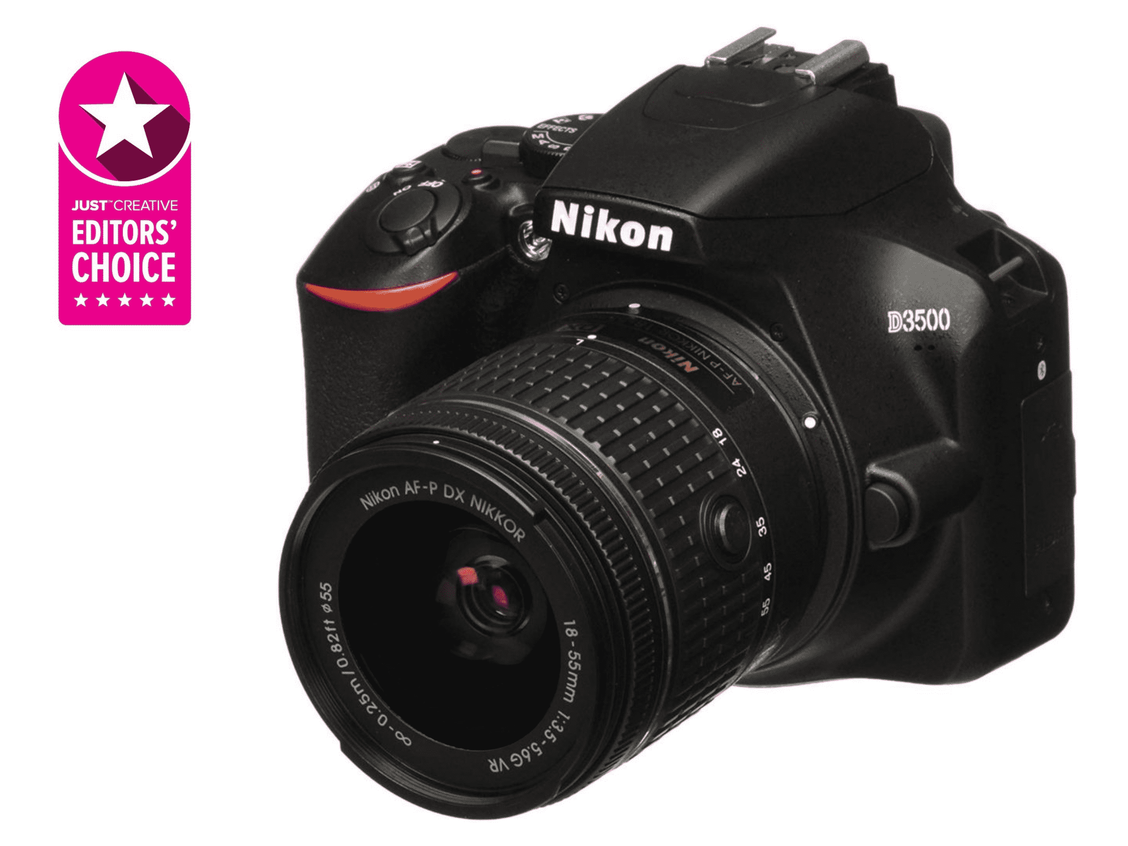 Nikon D3500 - Best all-round camera for beginners