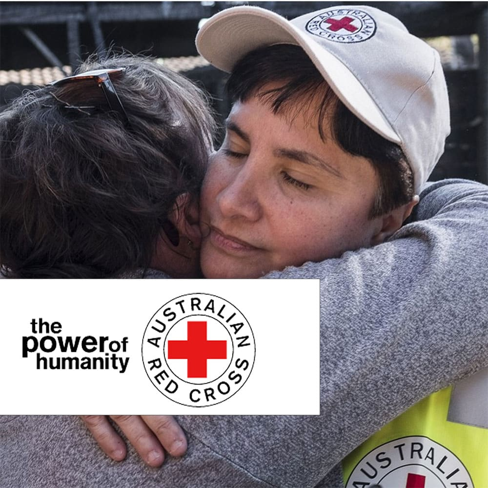 Red Cross Black Friday