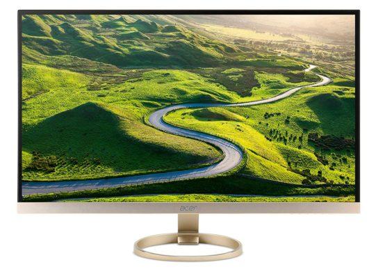 Acer H277HU 27-inch USB-C monitor