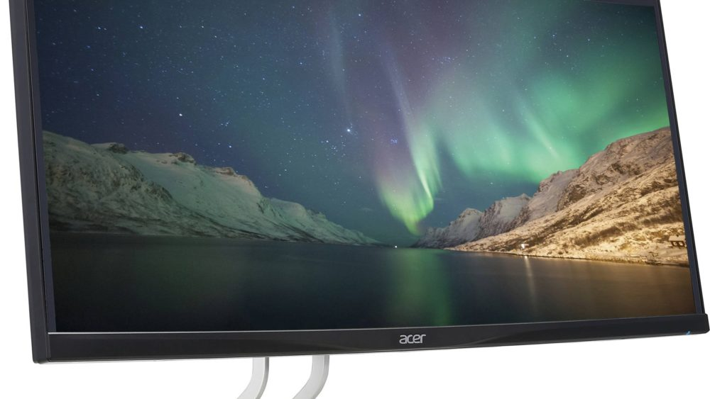 Acer XR382CQK 38-inch Curved USB-C Monitor
