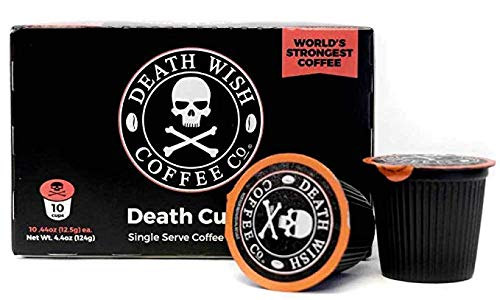 Death Wish Coffee K-Cups