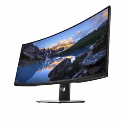 Dell U3818DW UltraSharp 38-inch Curved USB-C Monitor