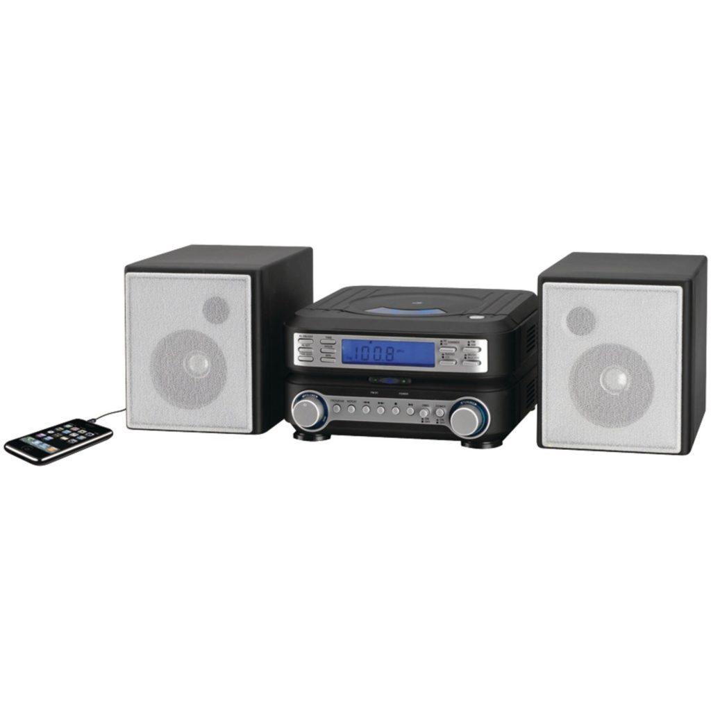 GPX HC221B Audio System