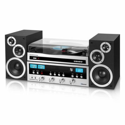 Innovative Technology ITCDS-5000 Stereo Shelf System