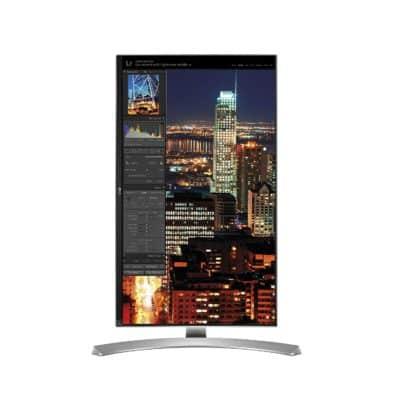 LG 27UD88-W 27-inch 4K USB-C Monitor