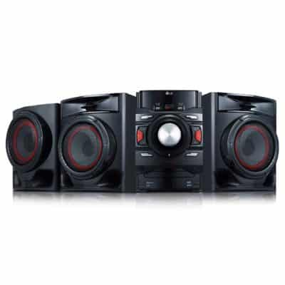 LG CM4590 Stereo Shelf System