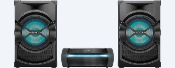 Sony SHAKEX30 Stereo Shelf System