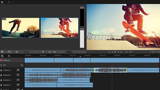 Pinnacle Studio 23 - Best Video Editing Software for Content Creators
