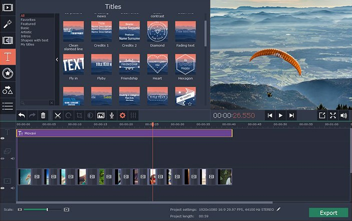 iMovie - Best Video Editing Software for Content Creators