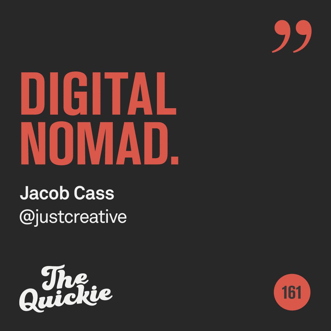 The Quickie Podcast - Jacob Cass