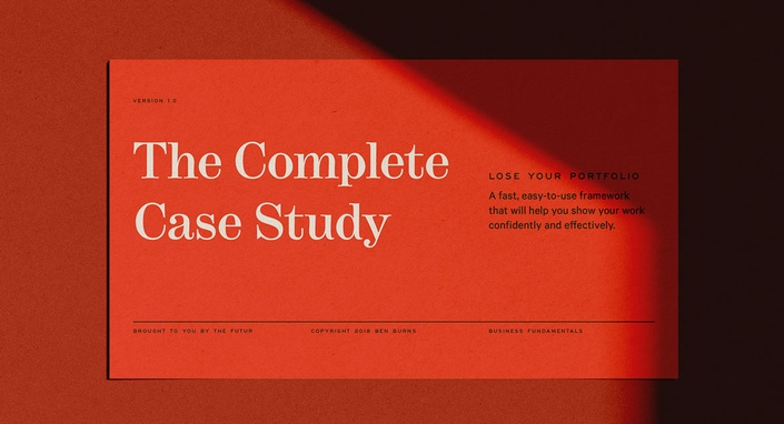 The Complete Case Study