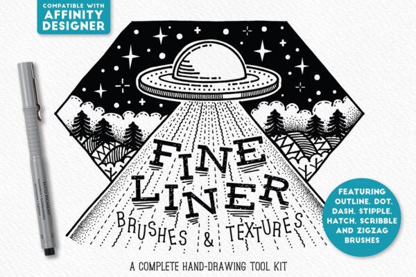 Fine Liner - Affinity Brushes