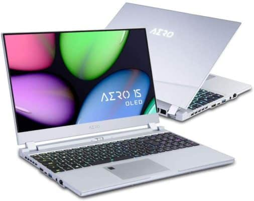 Gigabyte Aero 15 OLED XA
