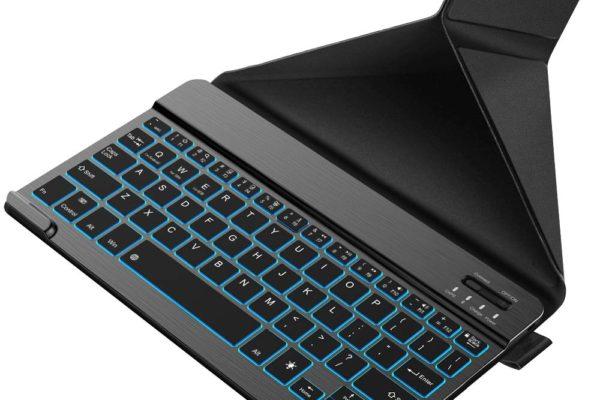Nulaxy Backlit Bluetooth Keyboard