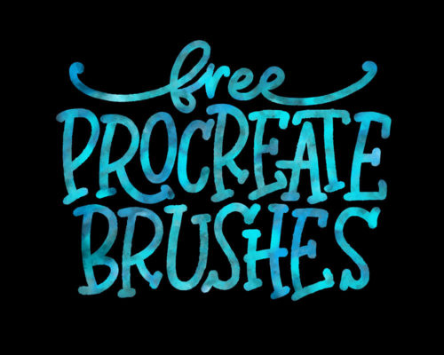 Procreate Brushes by Missy Meyer