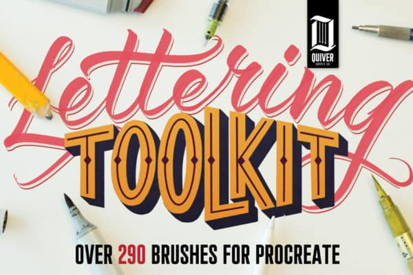 Procreate Lettering Toolkit