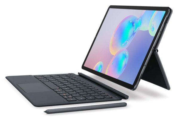 Samsung Galaxy Tab S6 Book Cover Keyboard