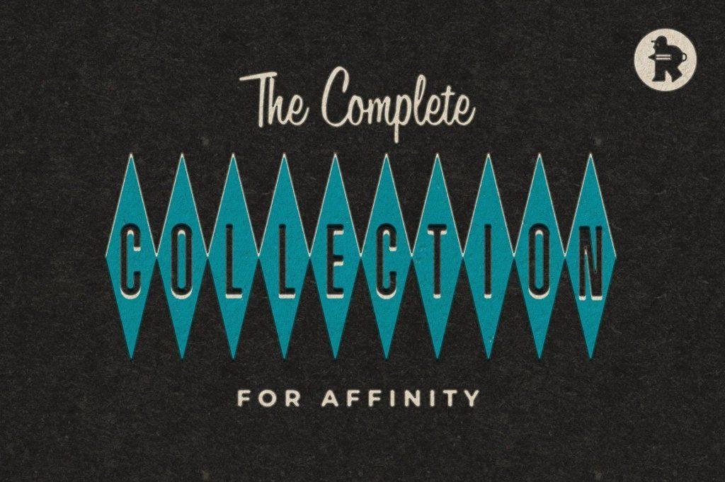 Best Affinity Designer Brush Bundle