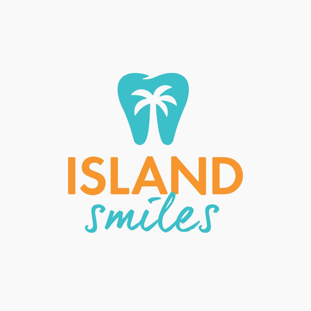 Island Smiles Logo