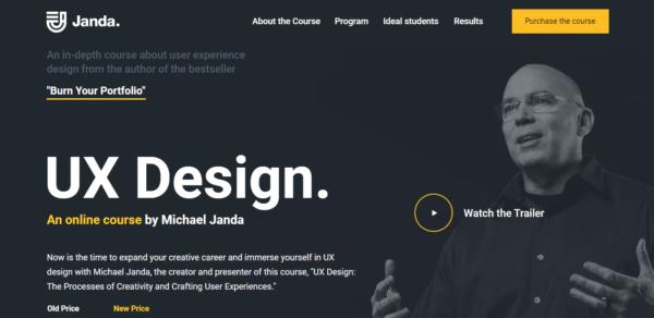 UX Design by Michael Janda