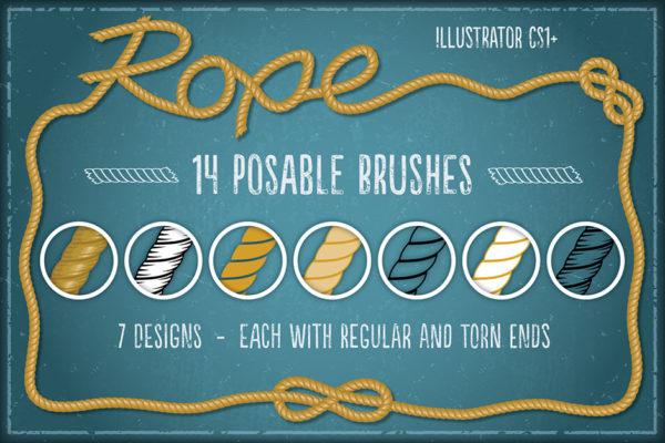 Rope Brushes