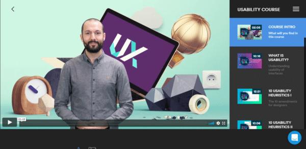 Learnux.io: Usability