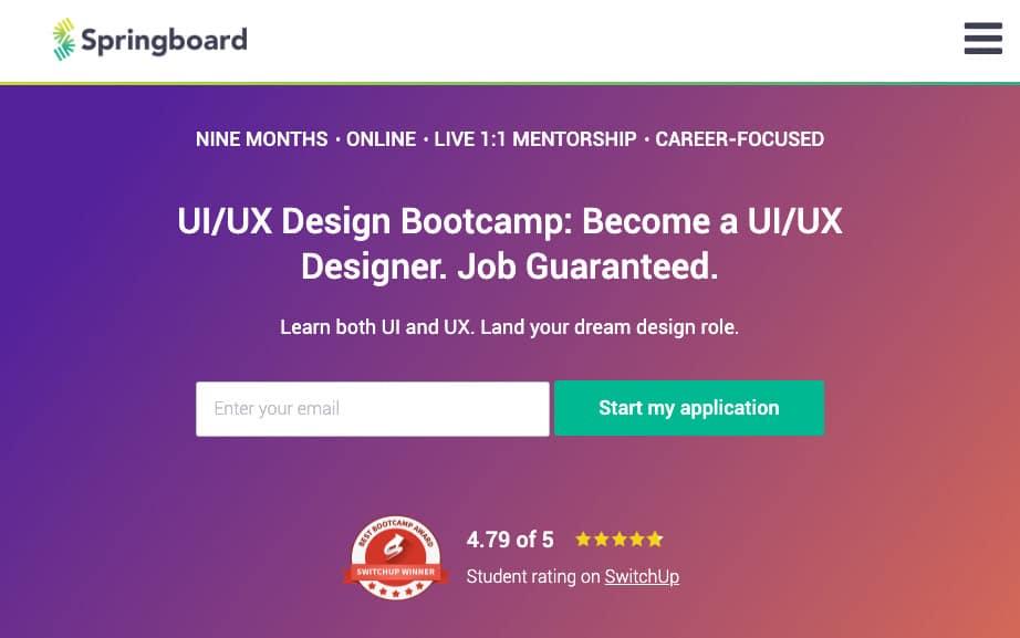 Best Ux Ui Design Courses Learn Web Design Online Just Creative